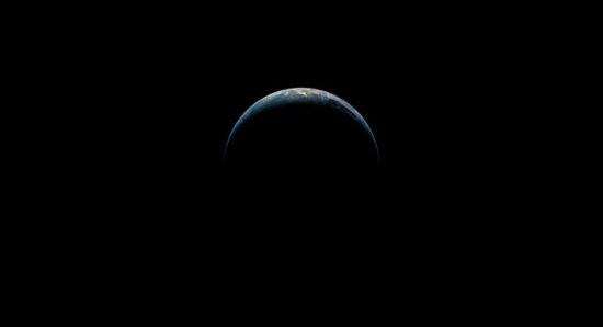 тёмная планета