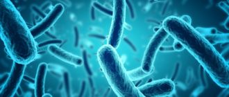 Бактерии: странный эксперимент НАССА