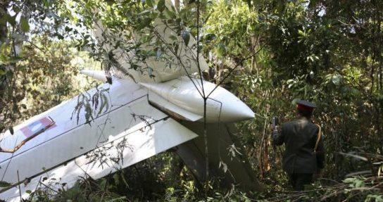катастрофа самолёта