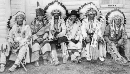 племя чероки