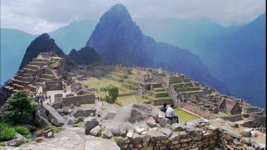 зловещий ритуал инков