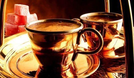 секрет турецкого кофе