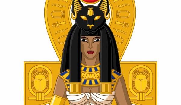 Богиняс Бастет
