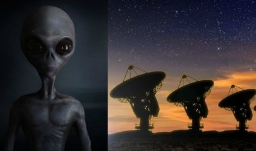 поиск инопланетян