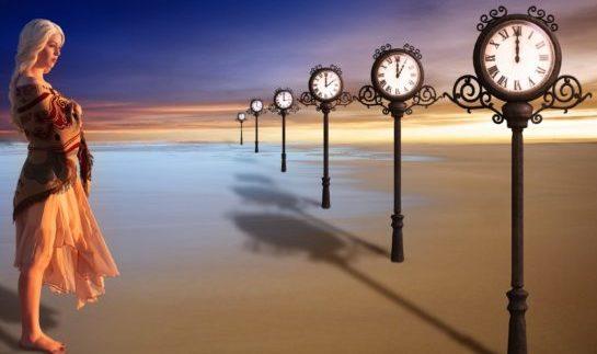 остановка времени