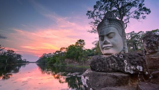 творения древних кхмер